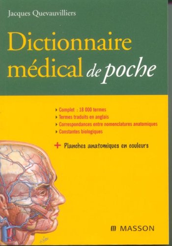 Dictionnaire mdical de poche