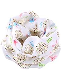 SAMGU Printemps Automne Hiver bébé écharpe 48 * 24cm enfants enfant coton foulard garçons fille style 12