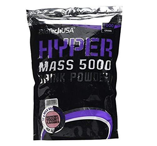 Hyper Mass 5000 1kg Beutel Himbeer Joghurt