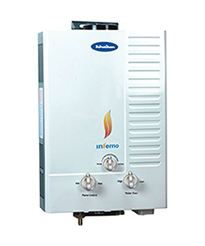 Khaitan 6 Litre Inferno Instant Gas Geyser( 2000 Watt)