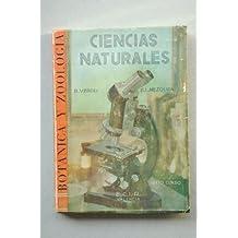 Botánica y zoología. Segunda parte de la obra de la obra Ciencias Naturales. Sexto curso / Rafael Verdu Paya ; Emilio López Mezquida