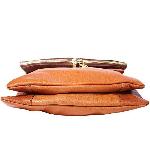 Sac porté épaule 3117 Cognac-marron