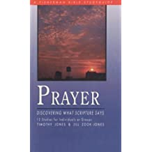 Prayer: Discovering What Scripture Says