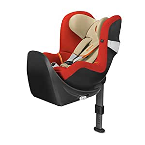 cybex sirona m2 i size incl base m autumn gold burnt red baby. Black Bedroom Furniture Sets. Home Design Ideas