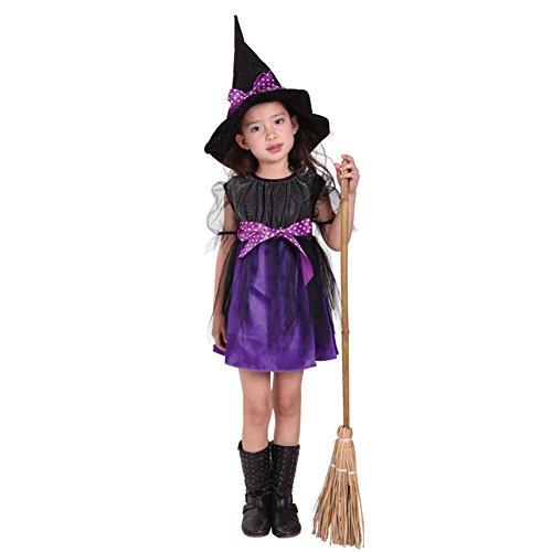 Free Fisher Costume per travestimento per bambina L