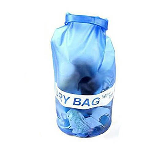RuiChy Waterproof Dry Bag for Water Sports, Blue