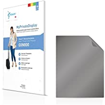 Vikuiti MyPrivatDisplay GXN800 Pellicola Protettiva Privacy per LG Electronics GU230 (effetto protezione privacy già da 30°, installazione senza bolle, taglio di precisione-fit)