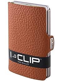 I-CLIP ® Geldbörse Rindsleder (In 6 Variationen Erhältlich)