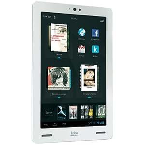 "eBook reader / Tablette 17.8 cm (7 "") KOBO ARC 7 HD 16 Go blanc"