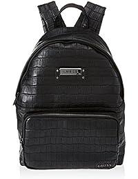 Preisvergleich für Guess Herren Bags Hobo Rucksack, Schwarz (Black), 11.5x42x31 Centimeters