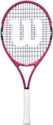 Wilson Junior Burn Pink Tennis Racquet