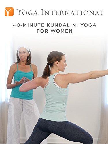 40-Minute Kundalini Yoga for Women [OV]