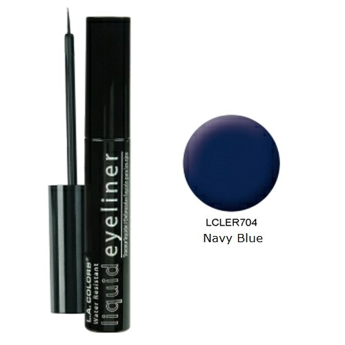 LA COLORS Liquid Eyeliner - Navy Blue (Eye Liner-navy)