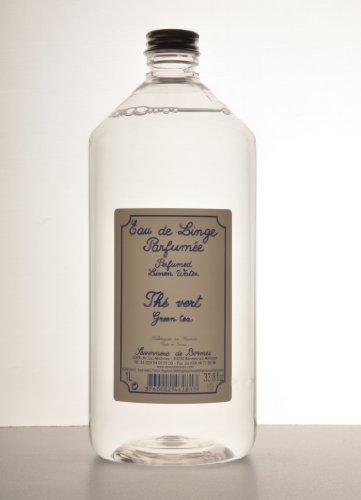 Eau de Linge / Bügelwasser / Wäschewasser 'Grüner Tee' aus der Provence - Bügel-tee