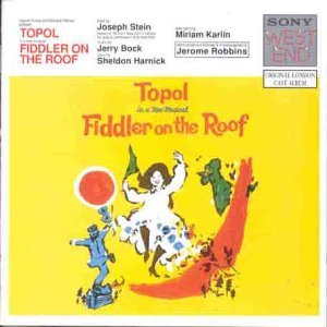 Fiddler On The Roof by Jerome Robbins