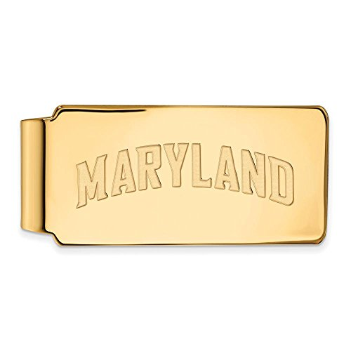Maryland Clip (Maryland Geld Clip (10 K gelb gold))