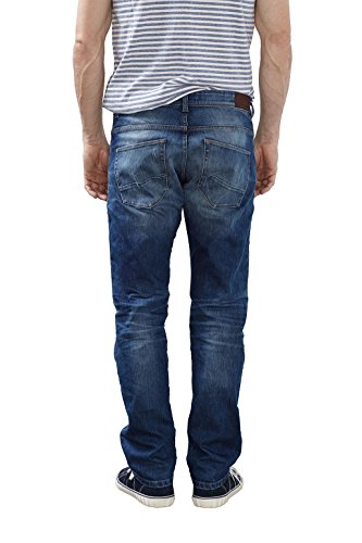 Esprit 027ee2b001-5 Pocket, Jeans Homme Bleu (Blue Medium Wash)