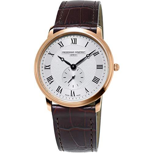 Frederique Constant Reloj de Hombre Cuarzo Suizo 37mm FC-235M4S4