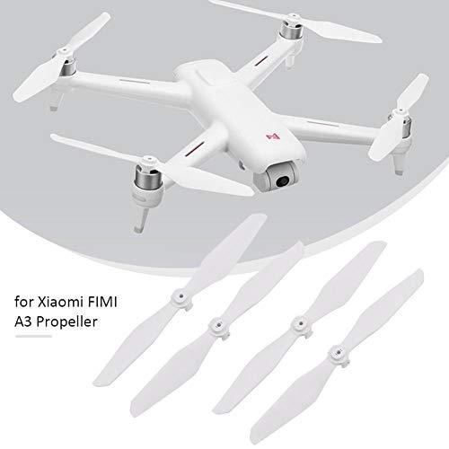 Lifire Xiaomi RC Drone Propellerblätter, Schnellspanner Selbstsichernde Propeller Ersatz für XIAOMI MI 4K Drone