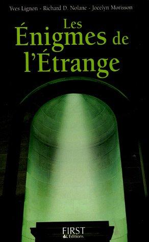 Les Enigmes de l'Etrange