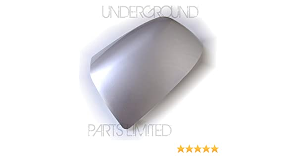 Underground Parts Right Offside Drivers Side Door Wing Mirror Cover Cap Trim Case Painted Metallic Blue