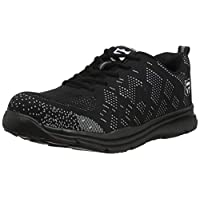 LARNMERN Steel Toe Safety Shoes, Mens Breathable and Light Weight Anti-Smashing Work Trainers