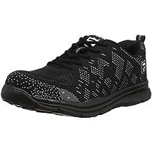 afe554677 Zapatos de Seguridad para Hombre con Puntera de Acero Zapatillas de  Seguridad Trabajo