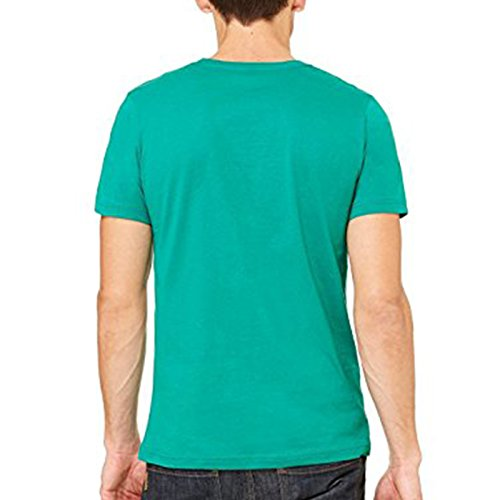 Bella Canvas Herren T-Shirt Kelly