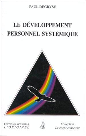 Le développement personnel systémique