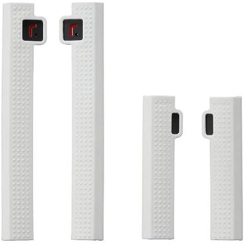 Protectores de puerta R-STICK en color BLANCO para coche de 4/5 puertas
