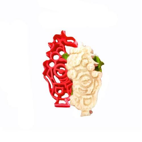 Minion Sandwich-Ausstechformen - inkl. 1 Form mit Donny - für extra Spaß beim Backen; sicher und Kunststoff, perfekt für Kekse, Mini-Sandwiches, Käse, Obst, Schinken und Bologna