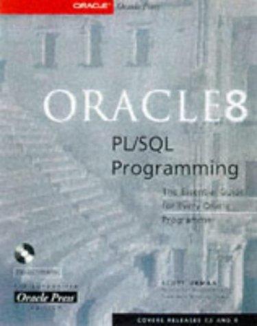 Oracle PL/SQL Programming por Scott Urman