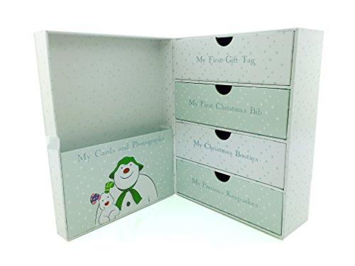 primera-navidad-del-bebe-memories-caja-de-recuerdos-raymond-briggs-muneco-de-nieve