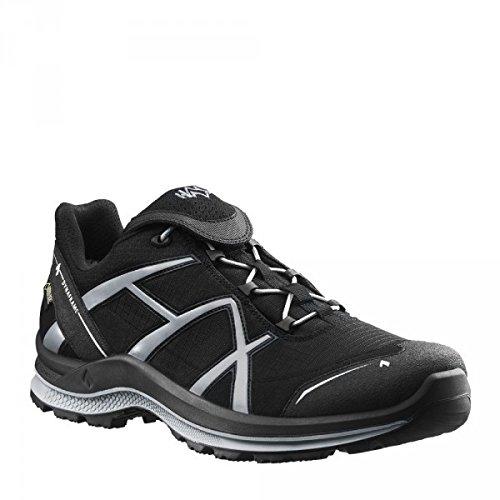 Haix 330024 Black Eagle Adventure 2.0 Low Gore-Tex Waterproof Shoe Noir / argent