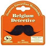 Falscher Schnurrbart Belgischer Detektiv Moustache