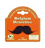 Pams Fausse moustache de détective belge