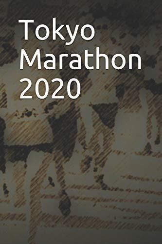 Price comparison product image Tokyo Marathon 2020: Blank Lined Journal