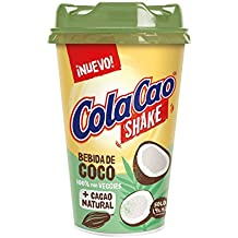 Cola Cao Shake Bebida de Coco + Cacao Natural 100% vegetal - 200 ml