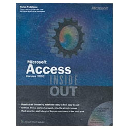 Microsoft® Access Version 2002 Inside Out (Inside Out (Microsoft)) by Helen Feddema (8-Jan-2002) Paperback