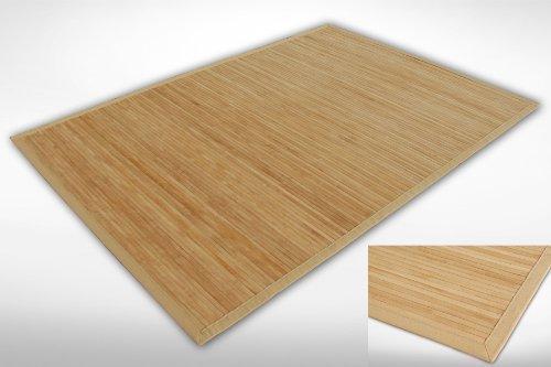 Bambú Alfombra JMC005N en diferentes tamaños–10modelos más en Amazon tienda de flash Trade., 160 x 230 cm