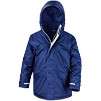 Result Core Unisex Kids Winter Parka Waterproof & Windproof Hooded Coat JackeT