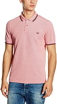 FRED PERRY M3600-B43, Polo para Hombre