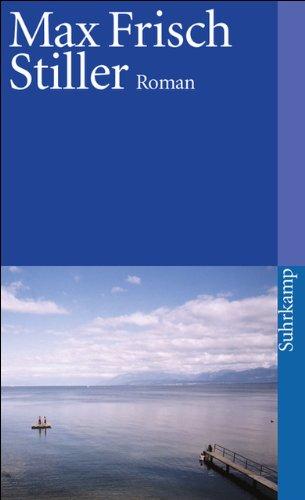 Buchcover Stiller: Roman (suhrkamp taschenbuch)