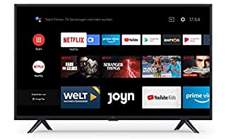 Xiaomi Mi Smart TV 4A 32 (HD LED Smart TV, Triple Tuner, Android TV 9.0)
