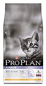 PRO PLAN Cat JUNIOR with OPTISTART Rich in Chicken