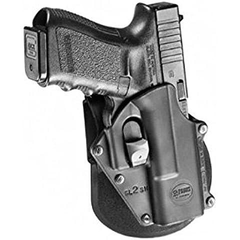 Fobus incasso cinghia di trasporto regolabile per Glock 17, 19,