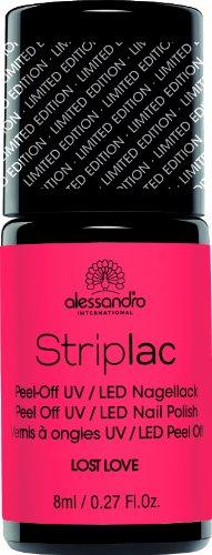 Alessandro StripLac Tres Chic Lost Love 8 ml