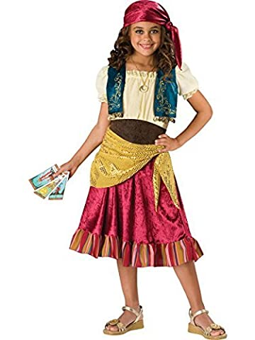 Costumes Gypsy Girl - InCharacter Costumes Girls Gypsy Dress Costume, Multi