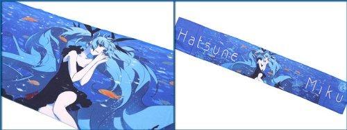 Hatsune Miku deep sea girl Muffler Towel C by Movic
