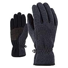 Ziener Imagio Men's Multisport Gloves, Men, Handschuhe Imagio Gloves Multisport, Black mix, Length 176.5 mm; width 203 mm